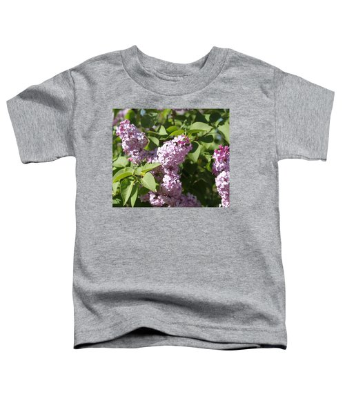Lilacs 5544 Toddler T-Shirt