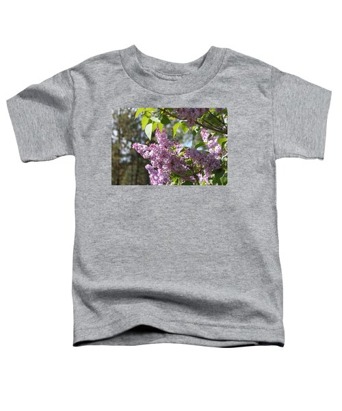 Lilacs 5545 Toddler T-Shirt