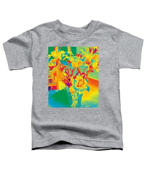 Lilies #3 Toddler T-Shirt
