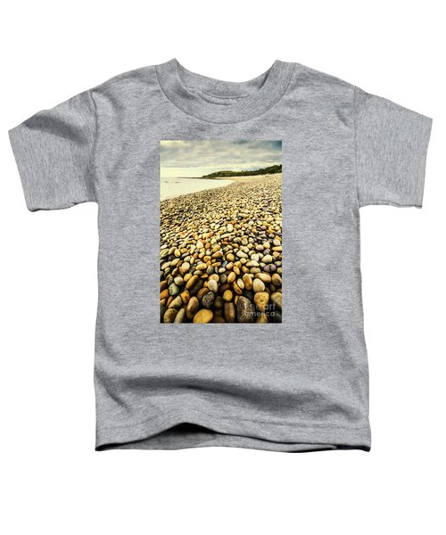 Lillico Beach Tasmania Toddler T-Shirt