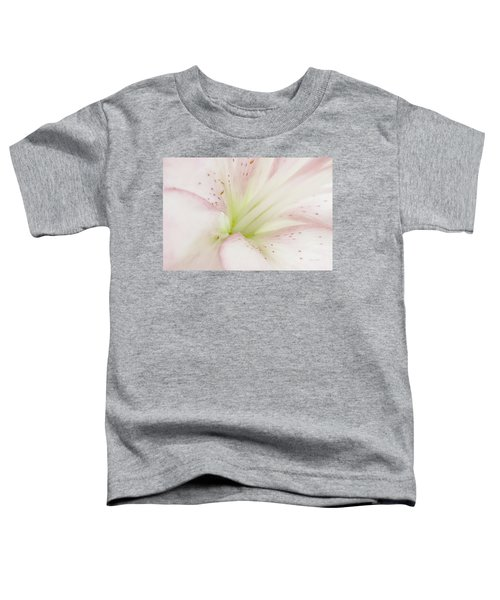Lily Centered Toddler T-Shirt