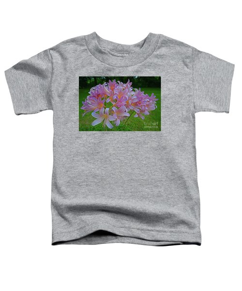 Lily Lavender Toddler T-Shirt