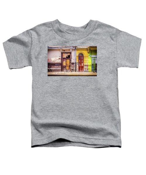 Lima City Doors Toddler T-Shirt