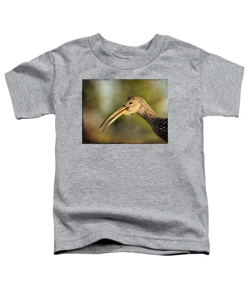 Limpkin 1 Toddler T-Shirt