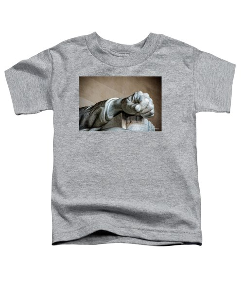 Lincoln's Left Hand Toddler T-Shirt