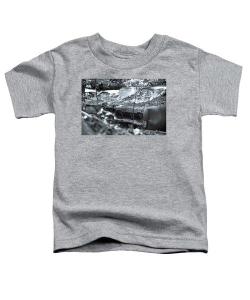 Line Them Up Toddler T-Shirt