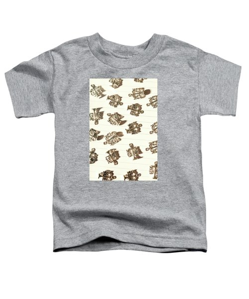 Lines Of Legalities Toddler T-Shirt