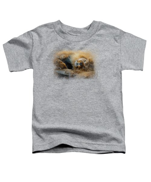 Lion Love 2 Toddler T-Shirt