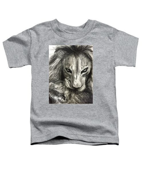 Lion's World Toddler T-Shirt