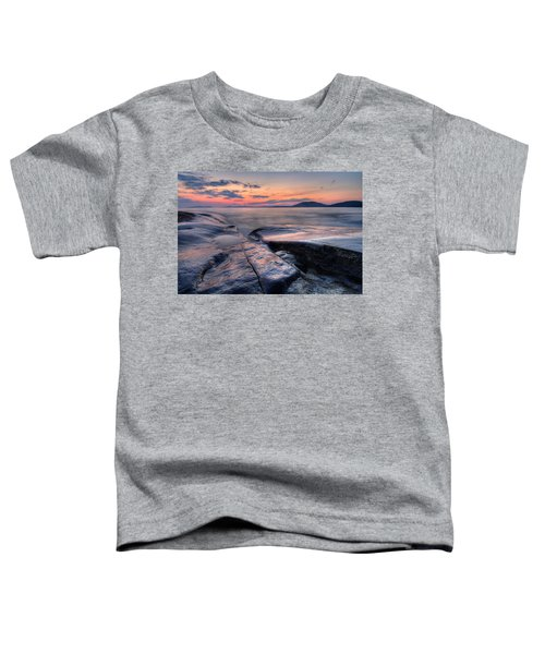 Toddler T-Shirt featuring the photograph Liquid Lagoon  by Doug Gibbons