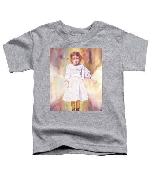 Little Anna Toddler T-Shirt