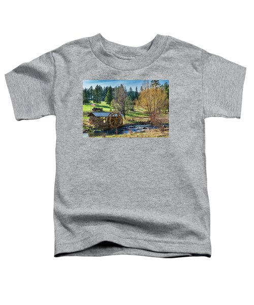 Little Old Mill Toddler T-Shirt