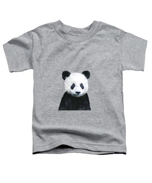 Little Panda Toddler T-Shirt