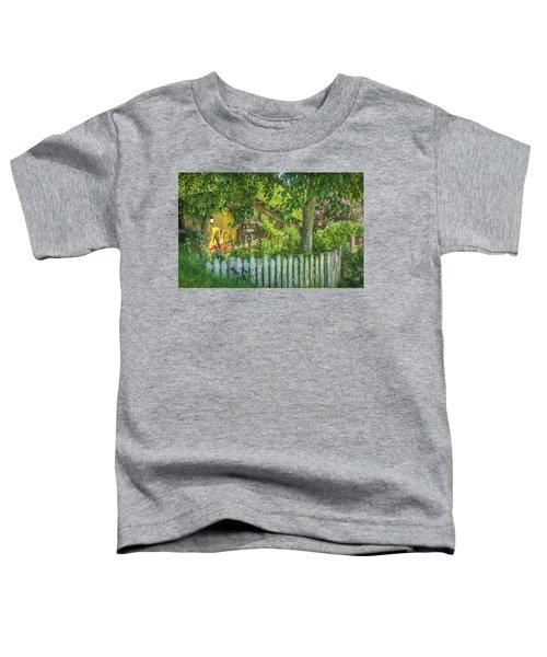 Little Picket Fence Toddler T-Shirt