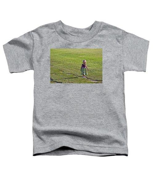 Little Steps Toddler T-Shirt