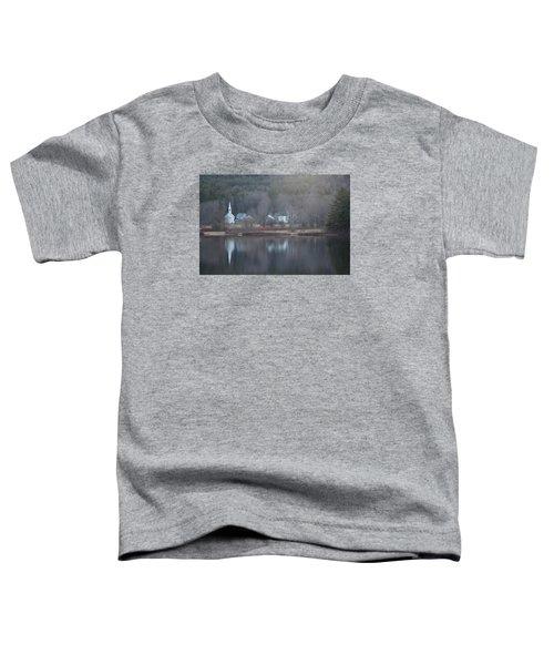 Little White Church Nh Toddler T-Shirt