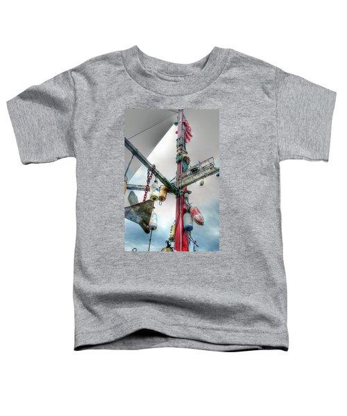 Live Crab Hdr 2164 Toddler T-Shirt