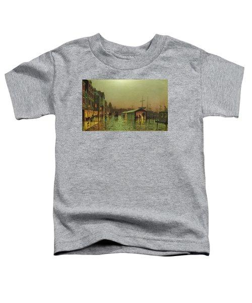 Liverpool Docks Toddler T-Shirt