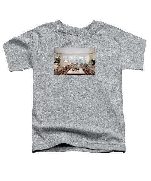 Living Room Toddler T-Shirt