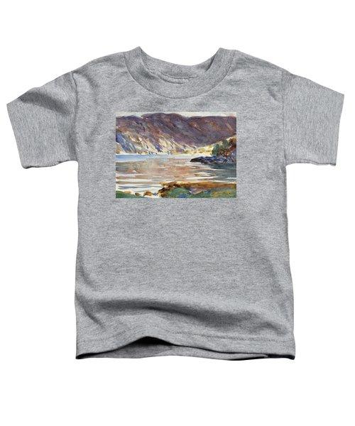 Loch Moidart Toddler T-Shirt