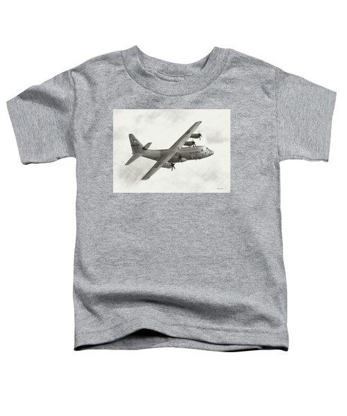 Lockheed C-130j Hercules Toddler T-Shirt