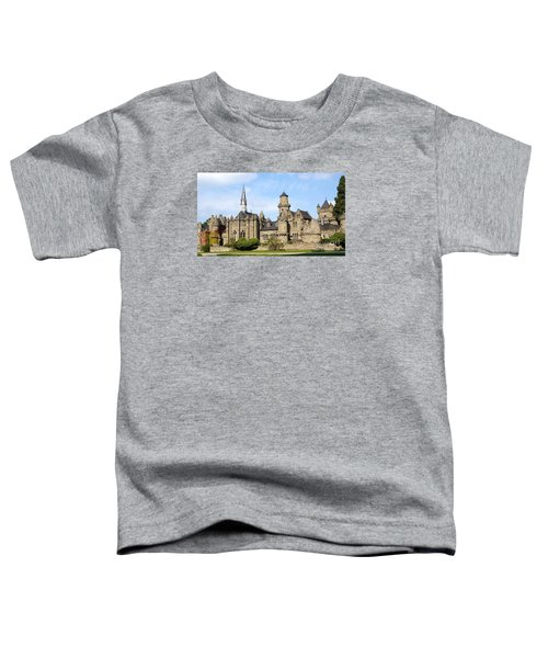 Loewenburg - Lionscastle Near Kassel, Germany Toddler T-Shirt