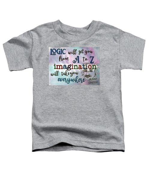 Logic Toddler T-Shirt