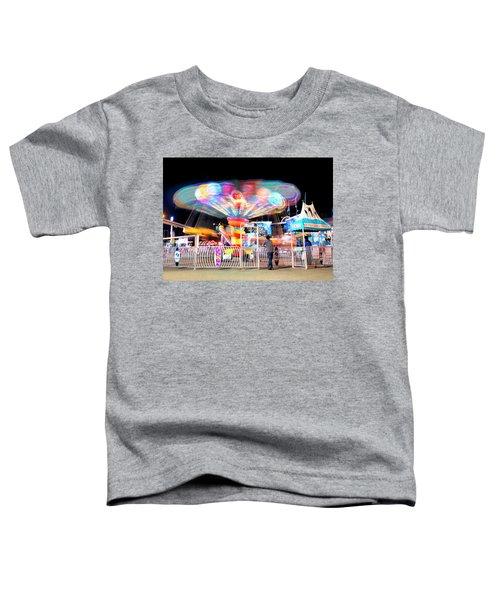 Lolipop Wheel- Toddler T-Shirt