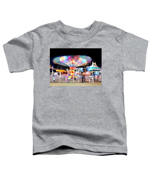 Lolipop Wheel- Toddler T-Shirt