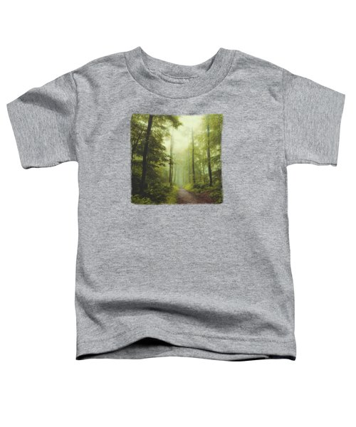 Long Forest Walk Toddler T-Shirt