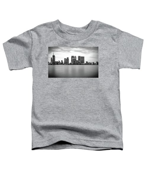 London Docklands Toddler T-Shirt by Martin Newman