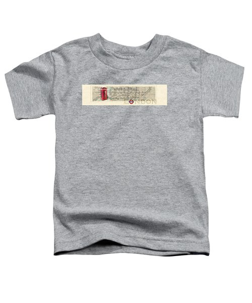 London Underground Toddler T-Shirt