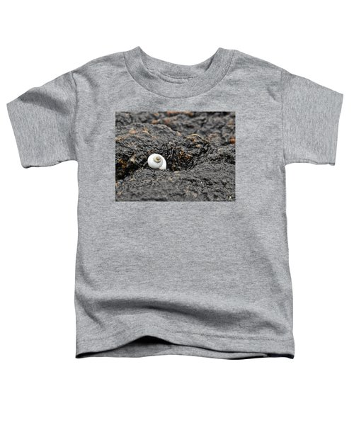 Lone Seashell Toddler T-Shirt