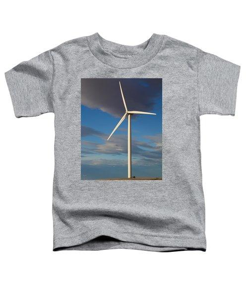 Lone Turbine Toddler T-Shirt