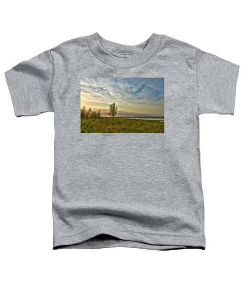 Lonely Tree In Dintelse Gorzen Toddler T-Shirt
