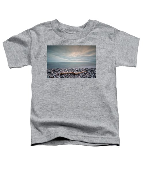 Toddler T-Shirt featuring the photograph Loner by Doug Gibbons