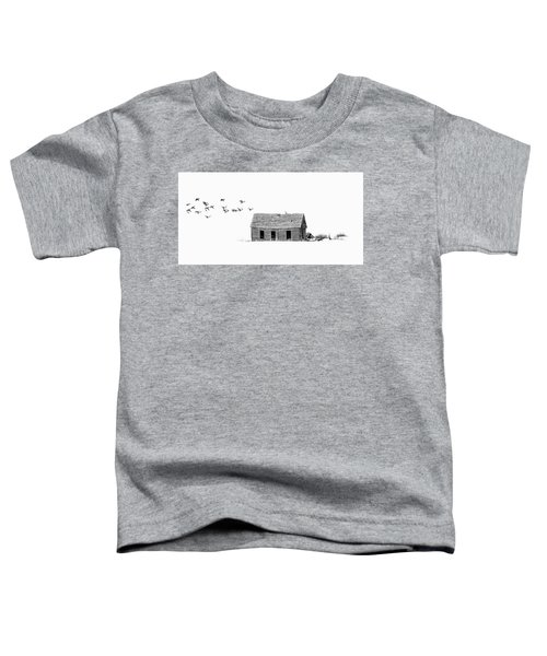 Lonesome But Peaceful Toddler T-Shirt