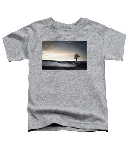 Lonesome Tree On A Hill IIi Toddler T-Shirt
