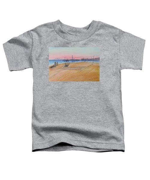 Long Beach Icons Toddler T-Shirt