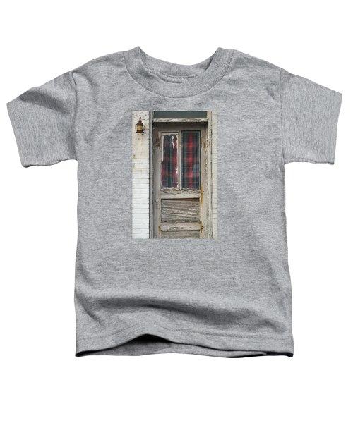 Long Face Toddler T-Shirt