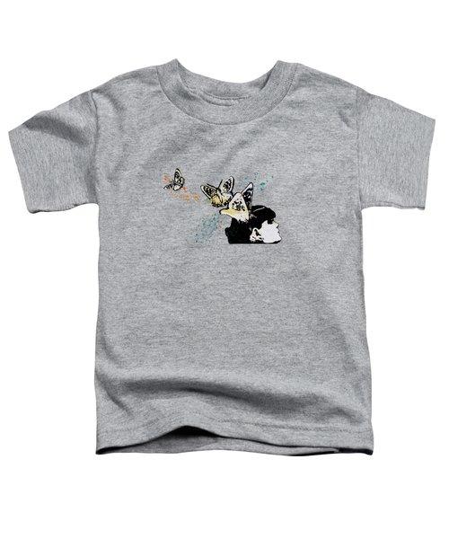 Long Gone Whisper IIi Toddler T-Shirt