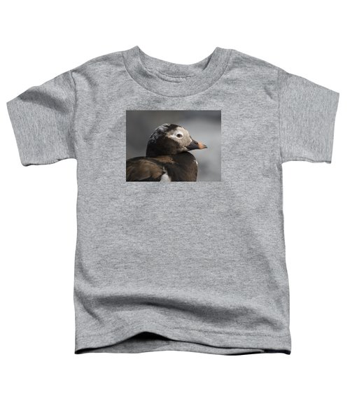 Long-tailed Stare Toddler T-Shirt