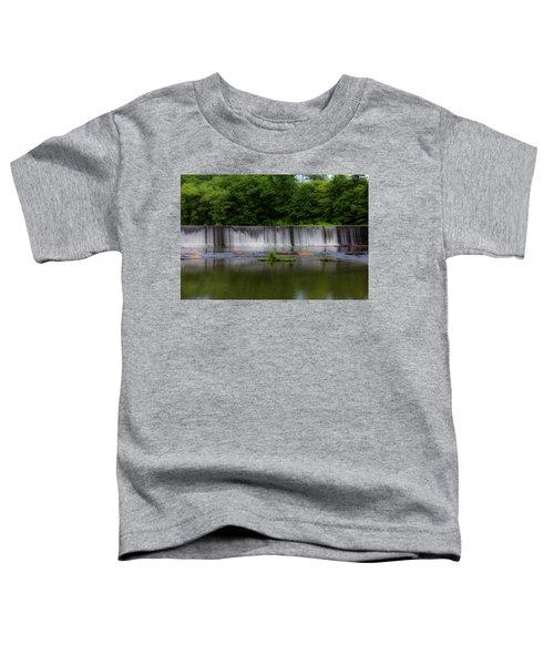 Long Waterfall Toddler T-Shirt