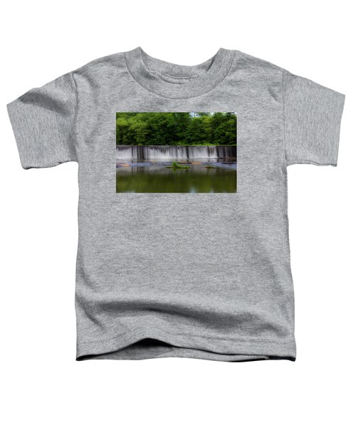 Long Waterfall Toddler T-Shirt