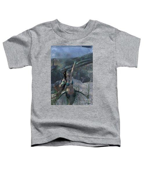 Longing For Land Toddler T-Shirt