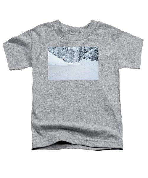 Lonly Road- Toddler T-Shirt