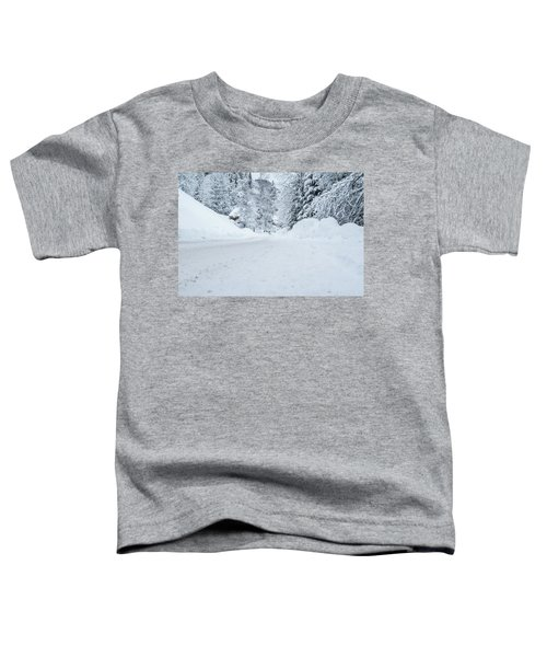 Lonly Road- Toddler T-Shirt