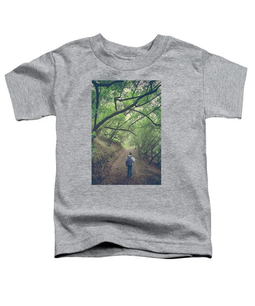 Look Around You Toddler T-Shirt