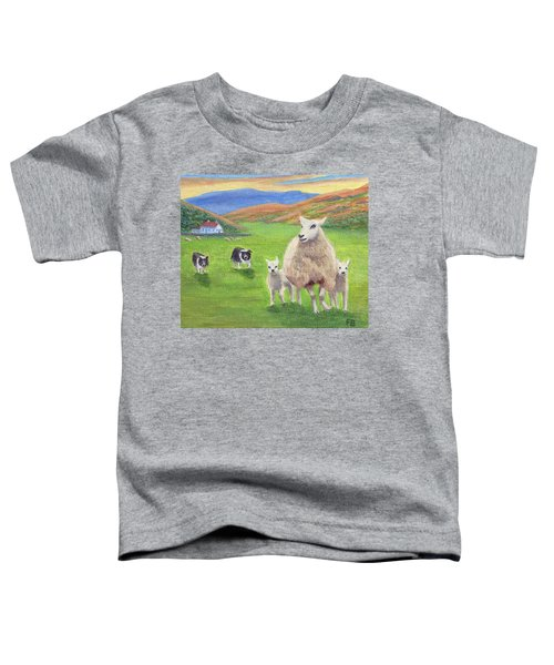 Look Back Toddler T-Shirt