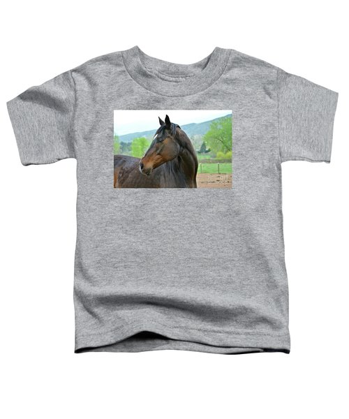Looking Back Toddler T-Shirt